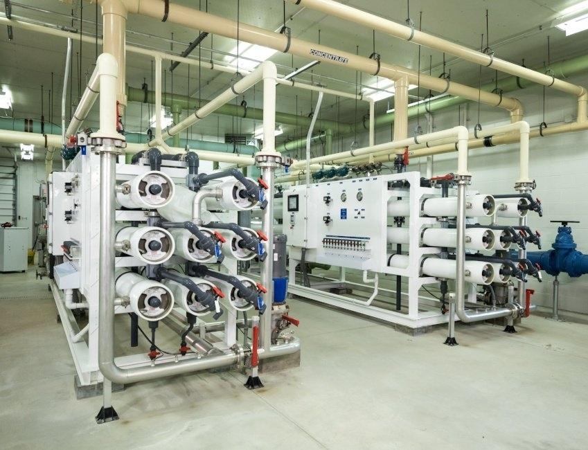 Atkins, Iowa Water Treatment Plant 2