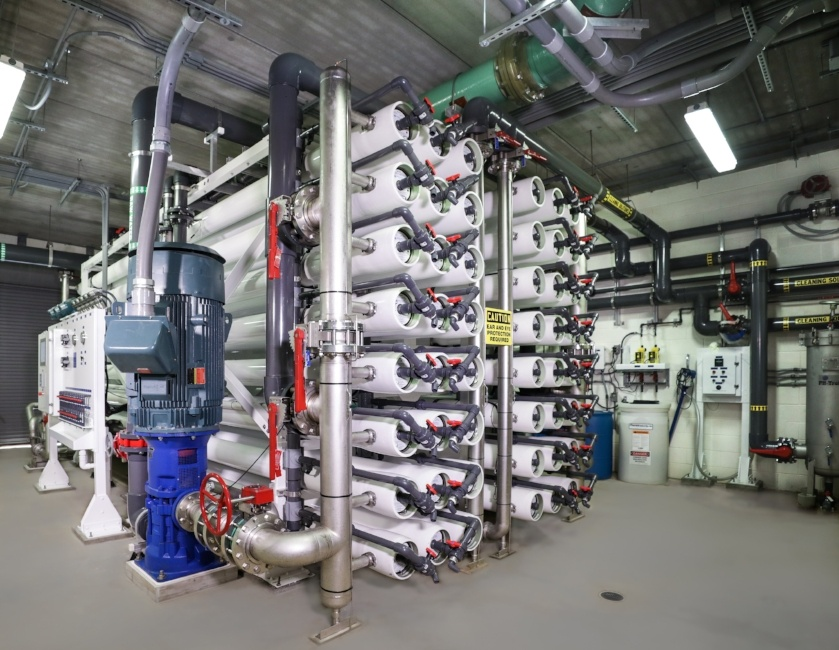 Bogue Bank Water Treatment Plant North Carolina