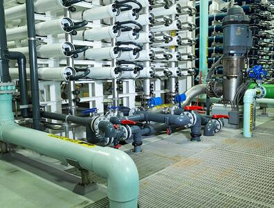 Collier County Water Treatment Plant