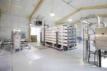 Corolla North Carolina Water Treatment Plant