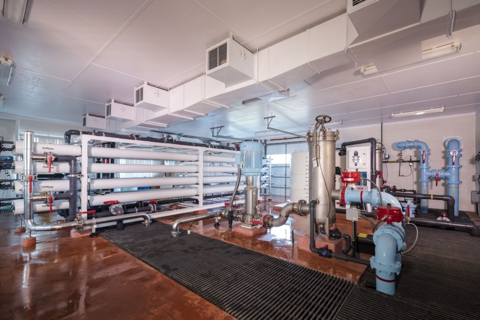 Englehard, NC Water Treatment Plant