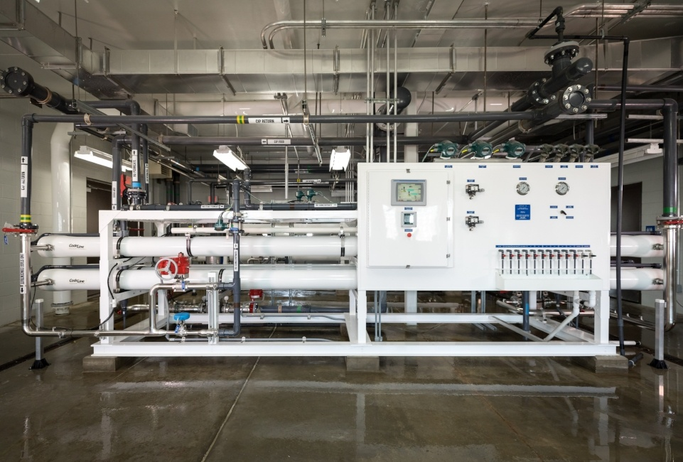 Hartley, Iowa Reverse Osmosis Water Treatment Plant