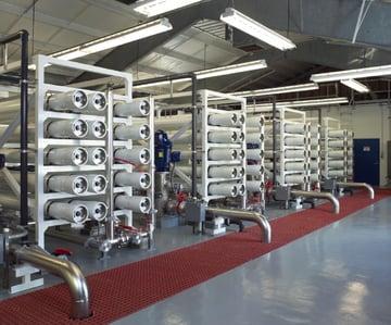 Hilton Head South Caroline Reverse Osmosis Water Treatment Plant