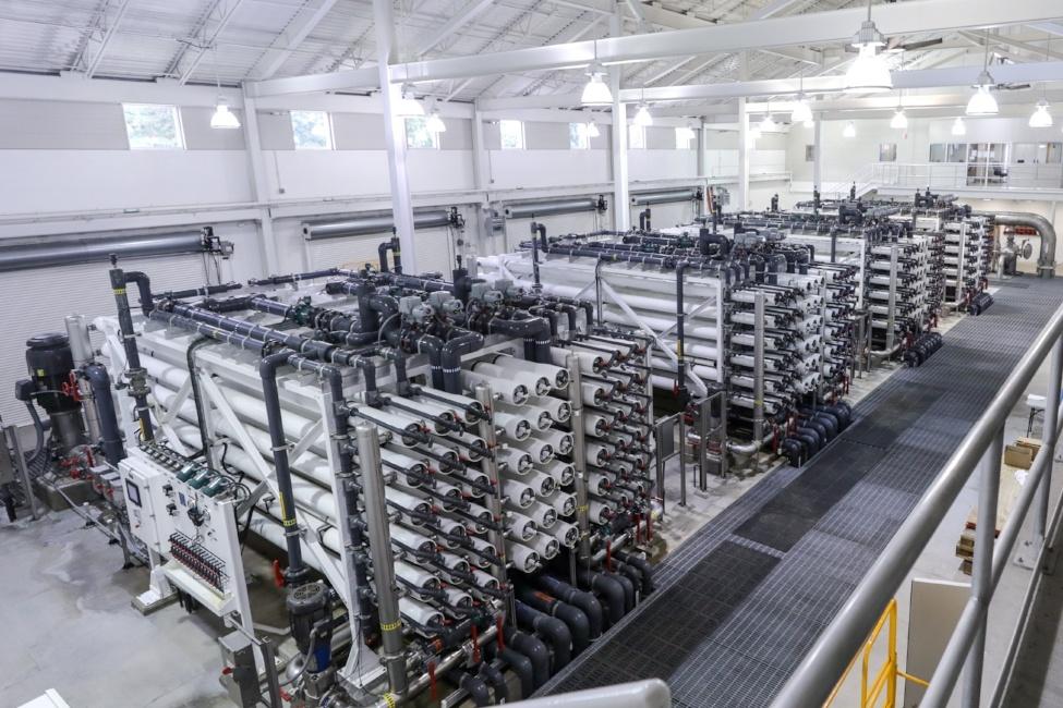 Jacksonville, North Carolina Water Treatment Plant NC