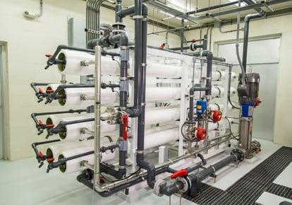 Key Colony Florida Water Treatment Plant
