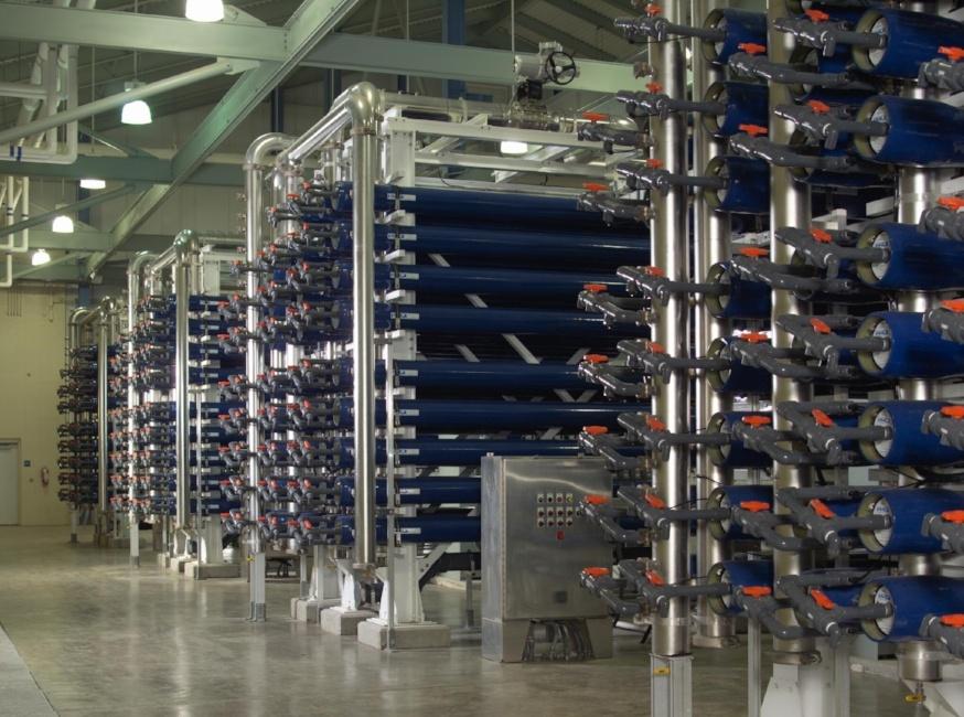 Lancaster Ohio Water Treatment Plant 1