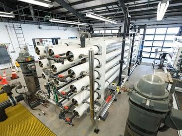 Mt. Pleasant, North Carolina Water Treatment Plant