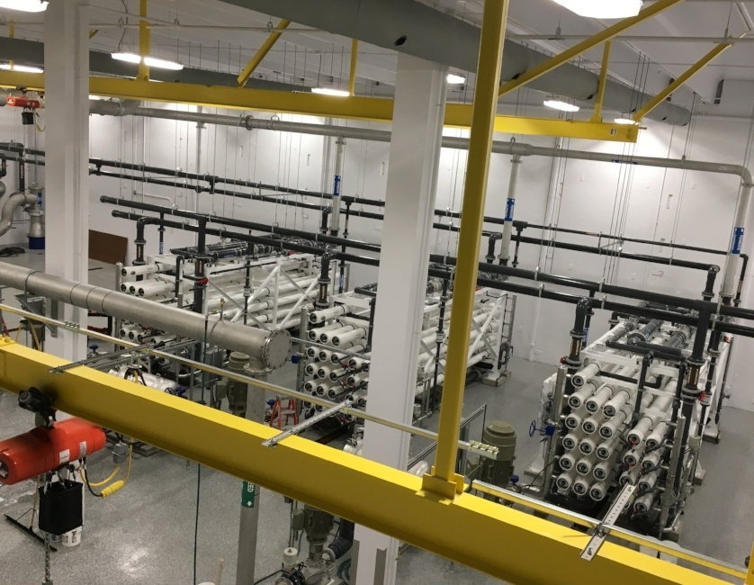 North Liberty, IA Water Treatment Plant