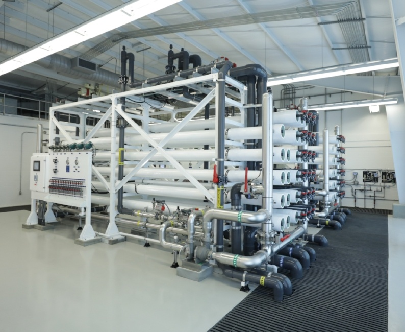 Pasquotank, Water Treatment Plant