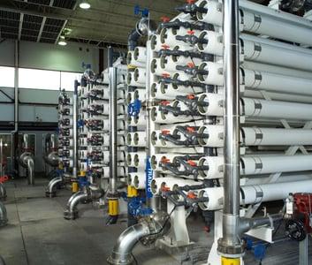 Sarasota Florida Reverse Osmosis Water Treatment Plant