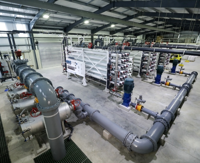 Skyco Dare County Water Treatment Plant
