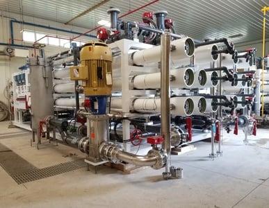 West Jefferson Ohio Water Treatment Plant