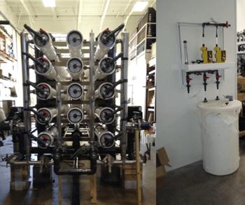 Bermuda Seawater Treatment Plant RO Desalination