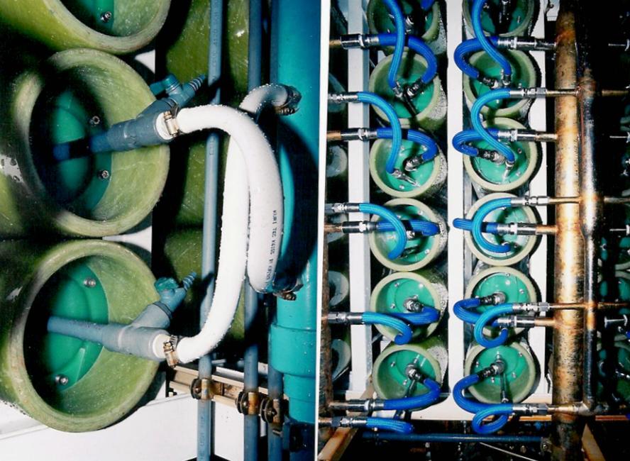 Desalination Seawater Reverse Osmosis Water Treatment Plant