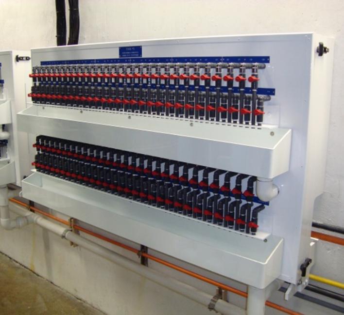 Stock Island Seawater Desalination RO Treatment Plant