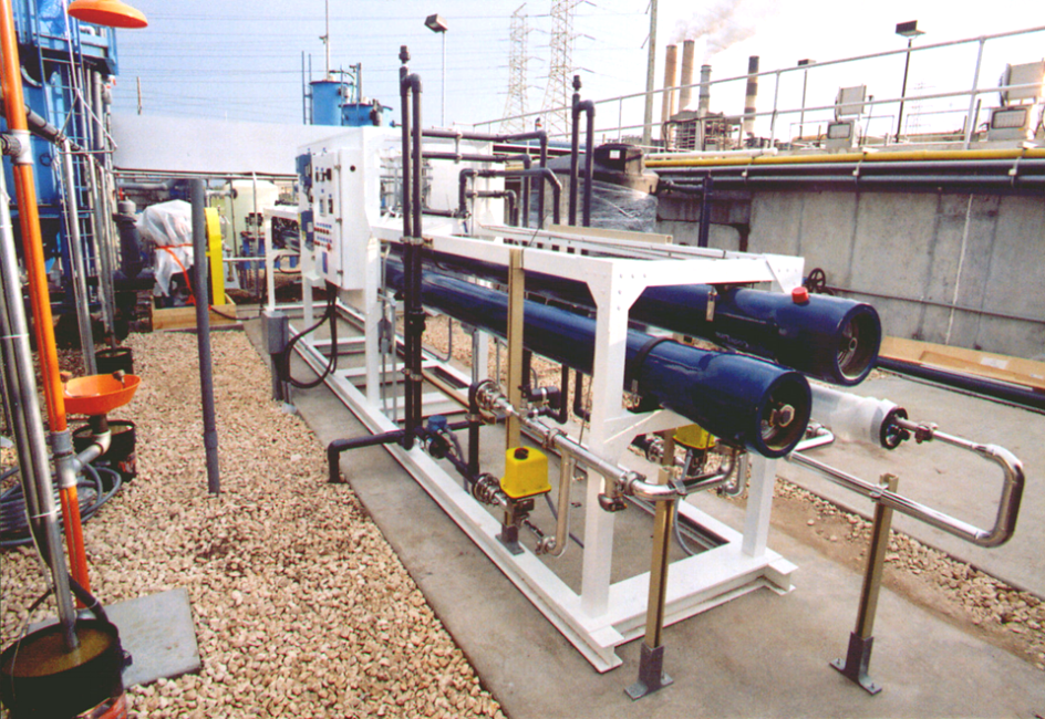 Seawater Desalination Reverse Osmosis Water Treatment System