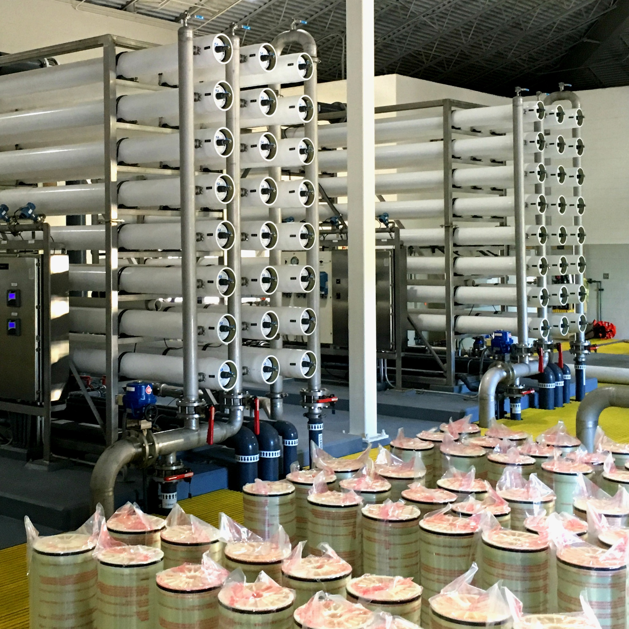 Membrane System Services
